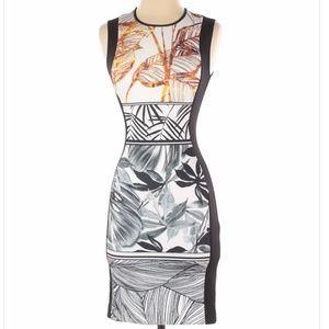 Clover Canyon Tropical Dress-Size XS